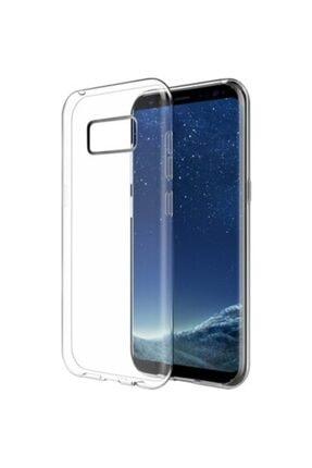 Penguen Samsung Galaxy S8+ Plus (g955) Uyumlu Şeffaf Silikon Kılıf