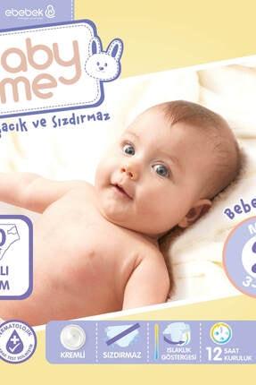 Baby&Me Mini 2 Numara Bebek Bezi 3-6 kg 50 Adet BAE-20082