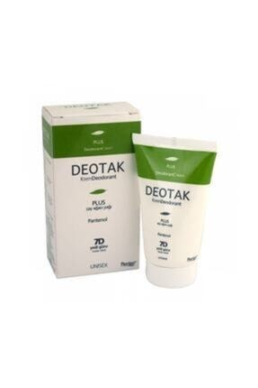 Deotak Plus Krem Deodorant 35 ml