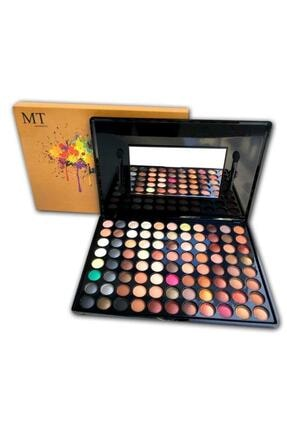 Makeuptime Mt 88'li Far Paleti Toprak Tonları