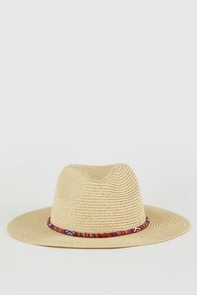 DeFacto Kadın Hasır Şapka