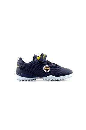 Kinetix AGRON J TURF FB Lacivert Erkek Çocuk Halı Saha Ayakkabısı 100505112