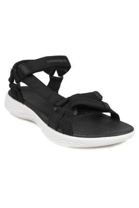 lumberjack Kadın Siyah Summery-z Günlük Sandalet