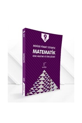 Karekök Yayınları Karekök 9 Sınıf Matematik Konu Anlatımlı