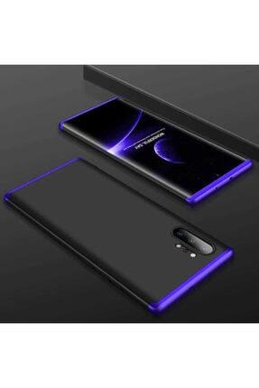 Samsung Cover Station Galaxy Note 10 Plus Kılıf Ays Kapak 360 Tam Koruma Darbe Emici Kamera Koruyucu Kapak