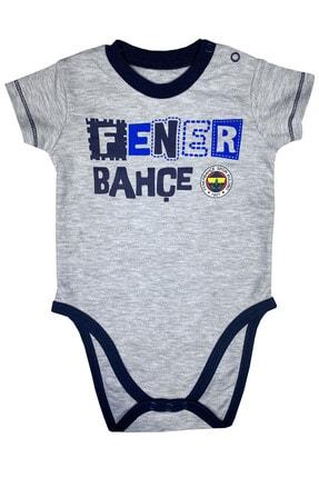 Fenerbahçe Bebek Fenerbahçe Kısakol Body %100 Orjinal - Fb1312g