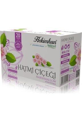 Hekimhan Bitkisel Hatmi Çiçeği Çay 20 Li %100 Doğal