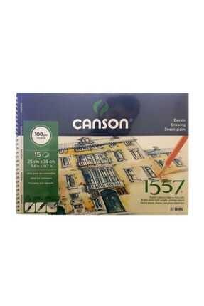 Canson 1557 Resim Ve Çizim Blok 180gr 25x35 15yp Resim Defteri