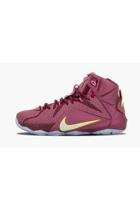 Nike Erkek Bordo Lebron 12 Double Helix 684593-607
