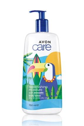 AVON Care Özel Tasarımlı Avokado Özlü Vücut Losyonu - 750ml