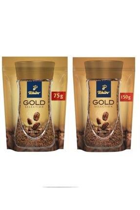 Tchibo Gold Selection 75 gr. ve Gold Selection 150 gr.