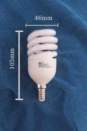 ACK 12w Enerji Tasarruflu Ampul - Günışığı - E14 Duy
