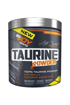 Big Joy Bigjoy Sports Taurine Powder Amino Asit 300g