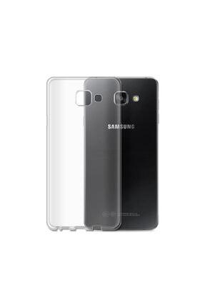 Penguen Samsung Galaxy A7 2016 (a710) Uyumlu Şeffaf Silikon Kılıf