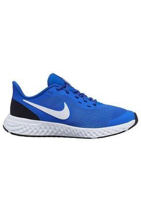 Nike Revolution 5 Mavi Spor Ayakkabı Bq5671-401