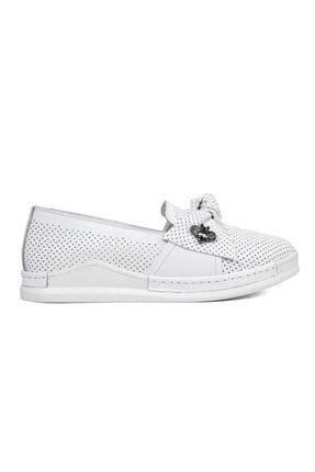 Greyder Kadın Beyaz Ayakkabı