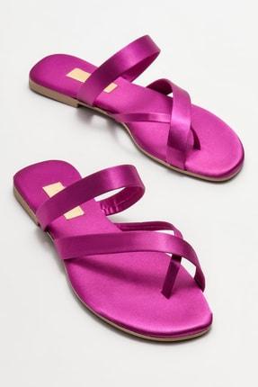 Elle Shoes Kadın Parmakarası Terlik
