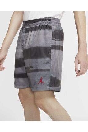 Nike Erkek Gri Air Jordan Legacy Deniz Şortu Aj11 Cw0840-010