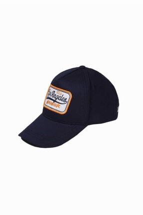 UCLA Joshua Lacivert Baseball Cap Nakışlı Şapka