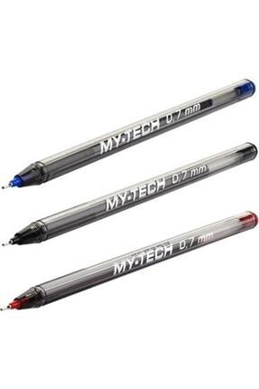 Pensan My-tech Tükenmez Kalem 0.7 Mm 3 Lü Set Tk.k