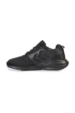 HUMMEL Vejle Smu Sneaker Unisex Spor Ayakkabı Black 212152-2001