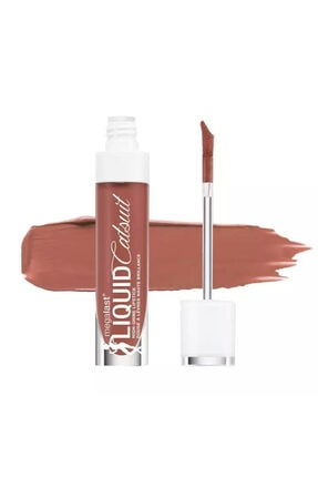 WET N WİLD Megalast Liquid Catsuit High-shine Lipstick Cedar Later