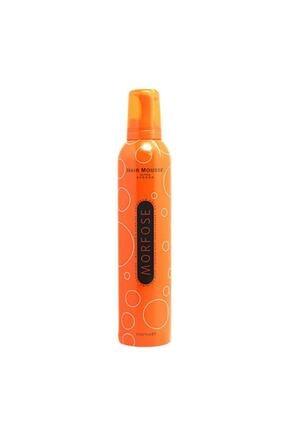 Morfose Turuncu Ultra Strong Saç Köpüğü 350 ml