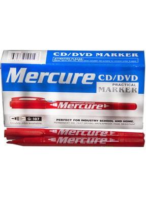 MARKER Mercure Asetatlı Kalem Çift Taraflı Mercure