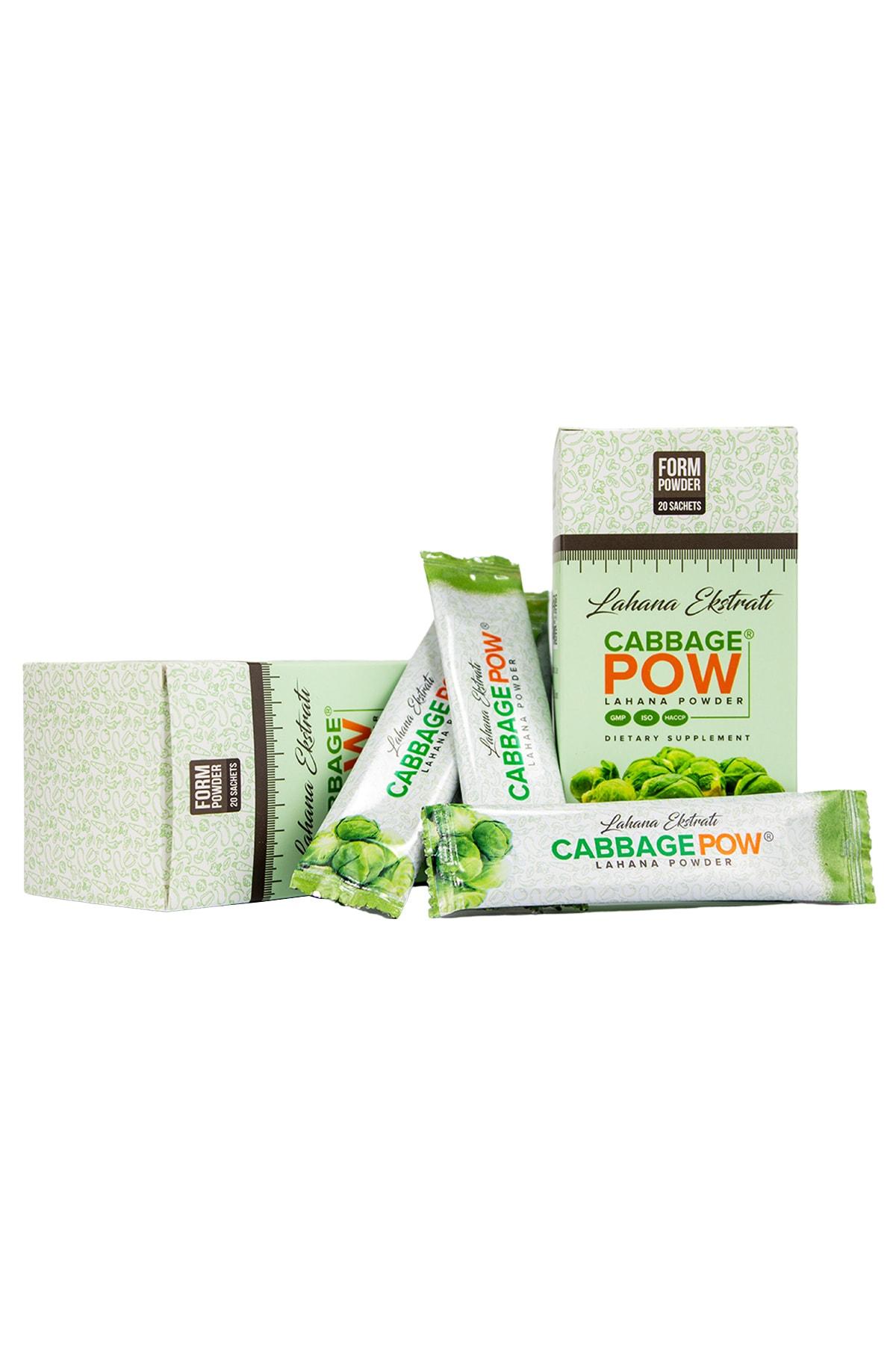 Cabbage Pow Lahana Powder Lahana Powder Lahana Tozu Hologramlı Ürün Fiyatı,  Yorumları - TRENDYOL