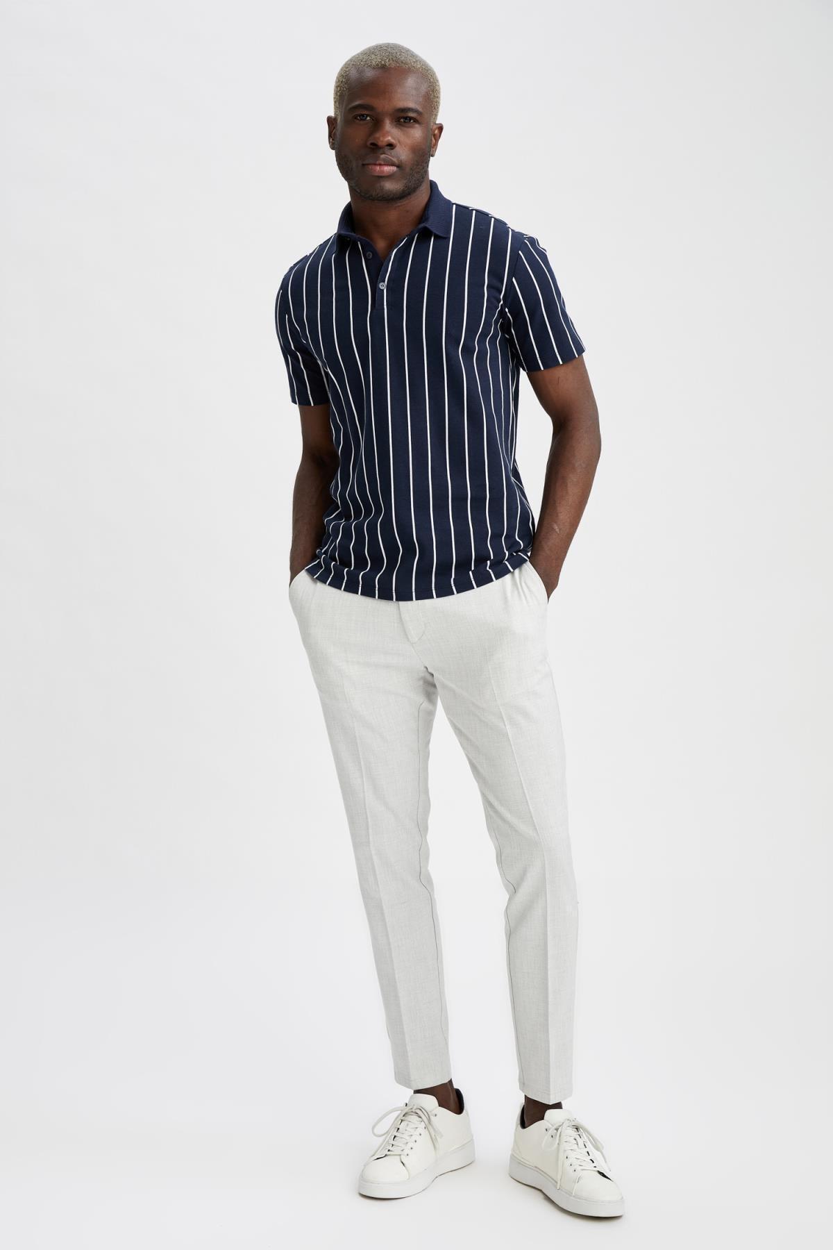 DeFacto Jogger Fit Basic Kumaş Pantolon
