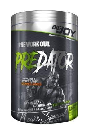Big Joy Bigjoy Pre-workout Predator 510 gr - Orman Meyveleri