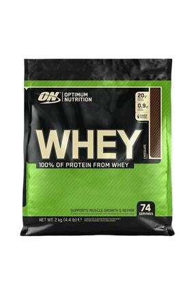 Optimum Nutrition Optimum Whey Green Line Protein Tozu 2000 gr Çikolata
