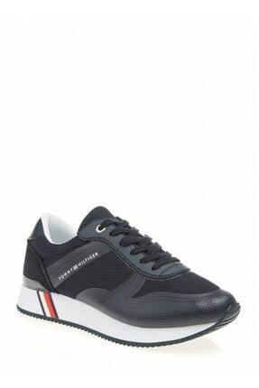 Tommy Hilfiger Kadın Lacivert Sneaker FW0FW04137