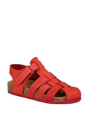 Vicco Arena Unisex Çocuk Kırmızı Sandalet