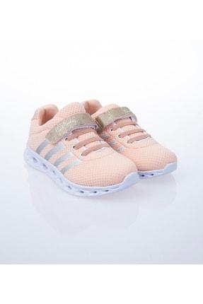 Pierre Cardin Kız Çocuk Günlük Ful Ortopedik Yürüyüş Sneaker Ayakkabısı
