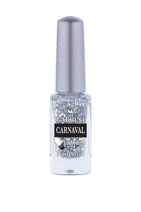 Gabrini Pırıltılı Oje - Carnaval Nail Polish C04 8696814086044