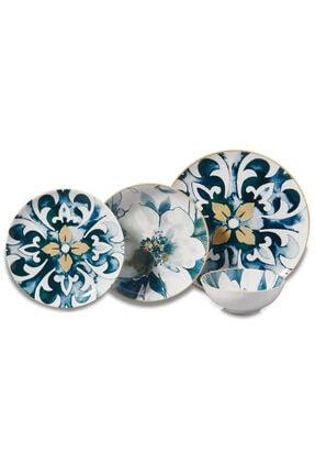 KORKMAZ Gardena Collection 24 Parça Yemek Takımı A8381