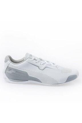 Jump 26467 Beyaz - Açık Gri Erkek Spor Ayakkabı