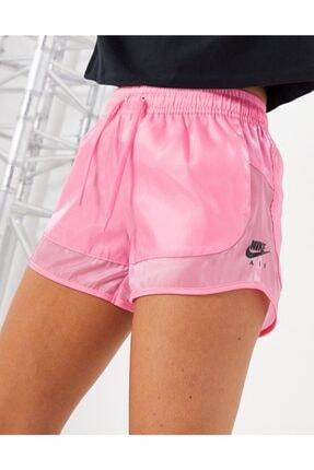 Nike Kadın Pembe Air Translucent Şort Cu5520-607