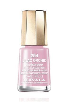Mavala 254 Lilac Orchid Oje