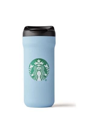 Starbucks Mavi Renkli Termos 355ml