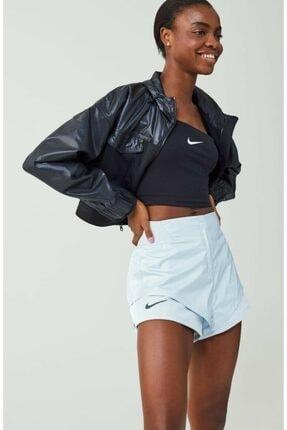 Nike Kadın Şort Mavi Women's City Ready 2-in-1 Shorts - Cj4147-488