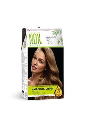 Morfose Nox Kit Saç Boyası Açık Kumral Dore 8.3
