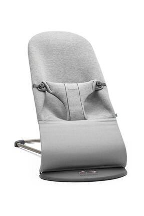 BabyBjörn Balance Bliss Ana Kucağı Cotton 3D Jersey / Light Grey Gri