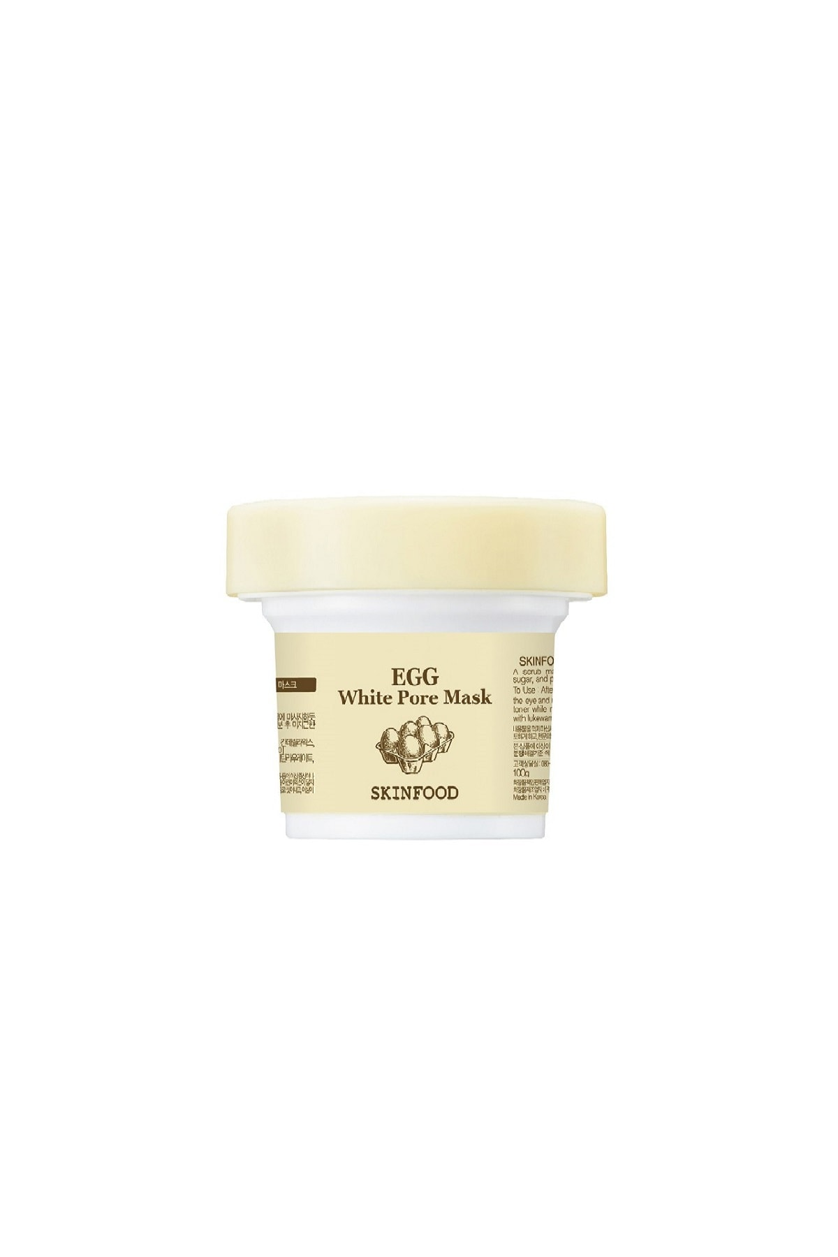 Skinfood Egg White Pore Mask 2