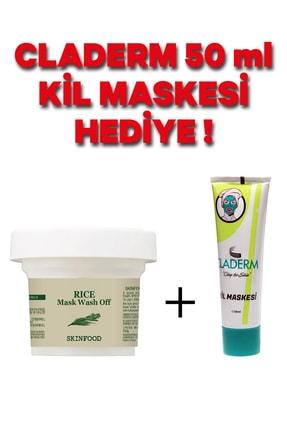 Skinfood Rice Mask Yüz Bakım Maskesi