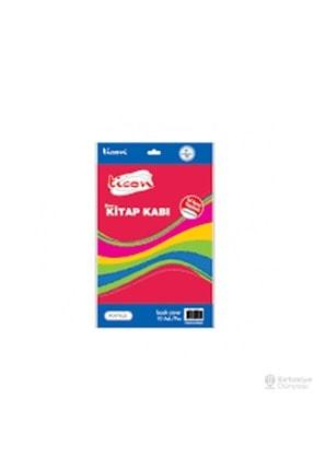 Ticon Kitap Kabı (kırmızı)