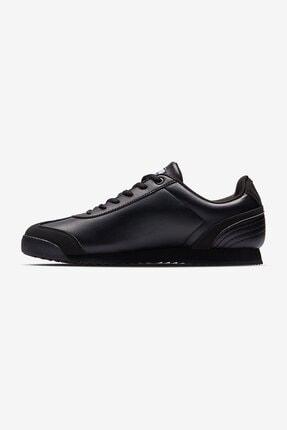 Lescon Winner-3 Sneaker Siyah Erkek Spor Ayakkabı