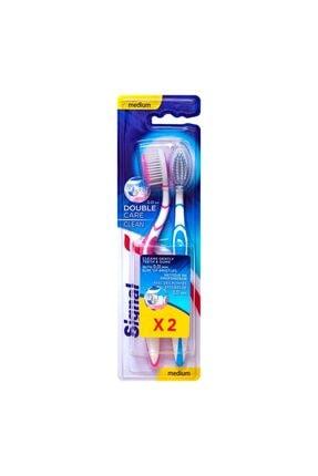 Signal Diş Fırçası Double Care Clean 1 1