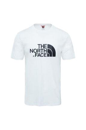 THE NORTH FACE Easy Erkek T-shirt Beyaz T92tx3fn4t-129